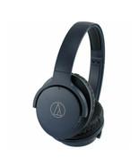 Audio-Technica ATH-ANC500BTNV QuietPoint Bluetooth Noise-Cancelling Head... - $79.86