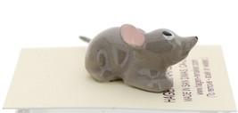 Hagen-Renaker Miniature Ceramic Mouse Figurine 3 Piece Family Set image 10