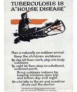 Wall Decor Poster.Home room interior art design.Tuberculosis house disea... - $10.89+