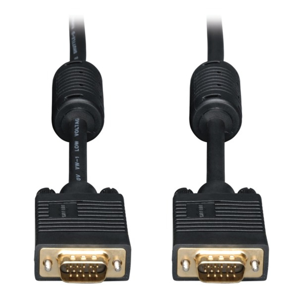 Primary image for Tripp Lite P502-010 SVGA High-Resolution Coaxial Monitor Cable with RGB Coaxial