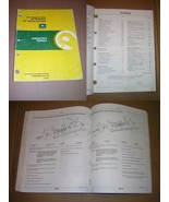 John Deere 637 Regular, Rock and WheatLand Disk Operator's Manual - $15.00