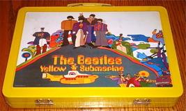 THE BEATLES YELLOW SUBMARINE ART STUDIO IN TIN BOX STILL SEALED! - $197.99