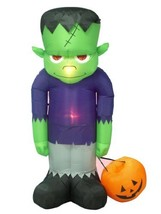 BZB Goods 8 Foot Tall Huge Illuminated Halloween Inflatable Frankenstein... - $54.67