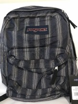 New Jansport Superbreak Backpack  Js00t15wzk0 Neutral Multi Denim School... - $24.75
