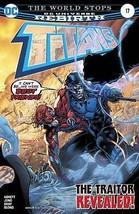 Titans #17 Rebirth DC Comics First Print NM - $2.96