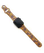 Leopard Sunflower Apple Watch Band - £10.90 GBP
