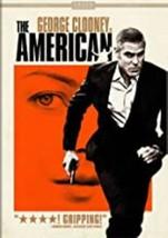 The American Dvd - $10.75