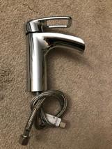Glacier Bay Kiso Single Hole / Handle Bathroom Faucet Chrome Missing Hardware - $44.54