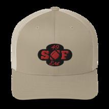 San Francisco Hat / 49ers Hat / Trucker Cap. image 10