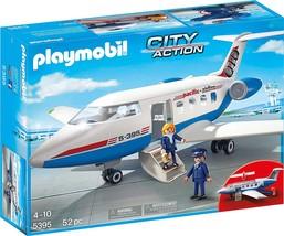 PLAYMOBIL® Passenger Plane Building Set - $51.34