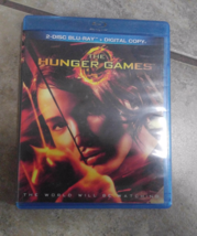 The Hunger Games 2-disc BLU-RAY  - $5.99