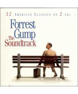 Forrest Gump (The Soundtrack  32 American Classics) On 2 CDs - $4.00