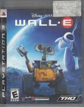 WALL-E (Sony PlayStation 3, 2008) L - $14.99