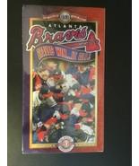 Atlanta Braves (Braves Win It All) VHS - $25.35