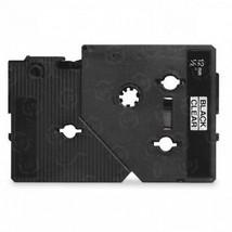 """Brother OEM TC34Z White on Black Tape (3/8"""") - $39.98"""