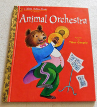 A Little Golden Book Animal Orchestra - $7.00