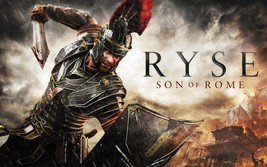 Ryse PC Steam Code Key NEW Download Game Fast Region Free Son Of Rome - $9.98