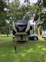 2019 FOREST RIVER Sand Piper 379FLOK FOR SALE IN Bastrop, TX 78602 image 10