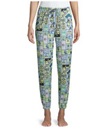 Briefly Stated Women's and Women's Plus Minions Sleep Jogger Pants Size ... - $14.84