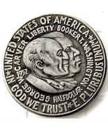 1952 Washington CarverHalf Dollar USA American Commerative Casted Coin - €10,25 EUR