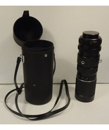 Vivitar Auto Tele-Zoom Lens with Case 90-230mm 1:4.5 Vintage 3728536 Met... - $72.05