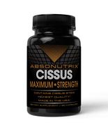 Absonutrix Cissus 1600mg Quadrangularis Stem Extract 120 veg caps Bone H... - $26.99