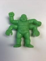 M.U.S.C.L.E. Class B Green #77 Ashuraman No Sensei - Muscle Men Rare Figure - $21.80