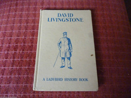 Vintage 1960 Lady Bird Book David Livingston Series 561 - $7.94