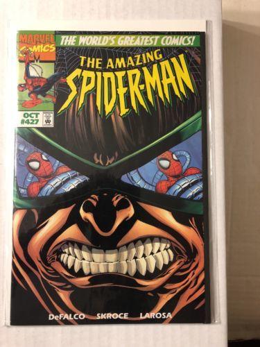 Amazing Spider-Man #427 First Print
