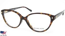 NEW MICHAEL KORS MK4042F Kia 3006 HAVANA TORTOISE EYEGLASSES FRAME 53-16... - $64.34