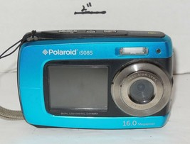 Polaroid IS085 16 Digital Camera with 2.7-Inch LCD Waterproof 3M - $70.13