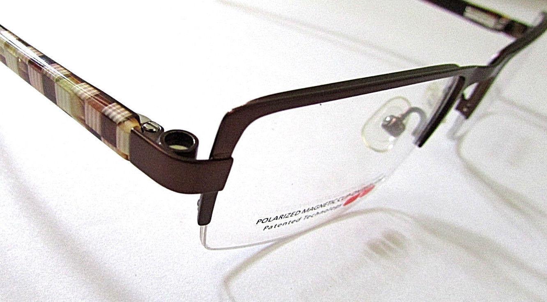 WOMEN'S MANHATTAN DESIGN STUDIO EYEGLASSES FRAMES  RX GLASSES 49-18-135 MM image 6