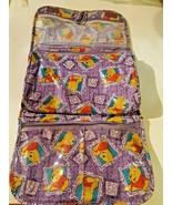 Winnie the pooh Make Up Bag Toiletries Travel Case - $14.84