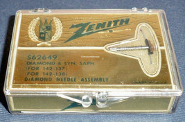 ZENITH S62649 NEEDLE PYE BUTTERFLY Zenith 142-137 142-138 142-136 896-DS73 image 2