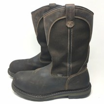 72db7618baf80 Red Wing Irish Setter 83900 Waterproof Pull On Safety Toe Mens Work Boot.
