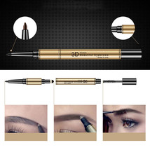 3 In 1 Eyebrow Pencil Waterproof Eyebrow Pen - $11.71