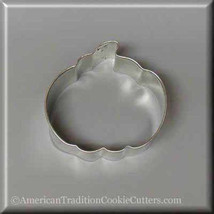 "3"" Pumpkin Metal Cookie Cutter #NA3016 - $1.75"