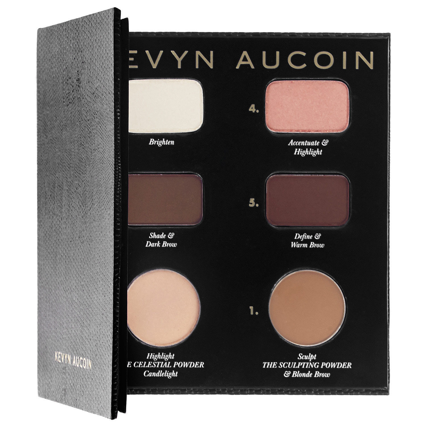 KEVYN AUCOIN The Contour Book The Art of Sculpting Defining - $71.53