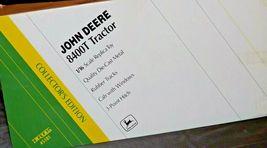 John Deere 8400T Tractor MFWD Replica w/ Box 1/16 Scale Collectors Edition AA20- image 6