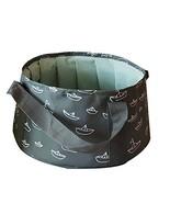 Panda Legends 10 L Portable Folding Bucket Collapsible Bucket Wash Kit C... - $19.12