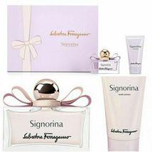 Salvatore Ferragamo Signorina  Spray and Body Lotion (Gift Set 50 ml 1.7 fl.oz ) image 3