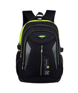 School Backpack Primary Children Schoolbag Waterproof Breathable Nylon Bag  - $33.49