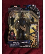 Black Panther 6-inch Action Figure Shuri Inspired by Marvel. NEW - $15.56