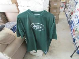 New York Jets , NFL Team Apparel, Men's XL ,Short Sleeve Tee ,100% Cotton  - $15.00