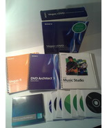 Sony VEGAS + DVD Pro HD Video, Audio, and DVD Creation w/ACID Pro (VEGAS... - $71.99
