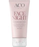 ACO Face Nourishing Night Cream 50ml/1.7oz - $33.90