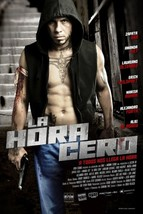 La Hora Cero DVD 2012 The Zero Hour Diego Velasco Reuben Zapata NEW - $6.00