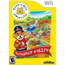 Build-A-Bear Workshop: Friendship Valley [Nintendo Wii] - $12.86