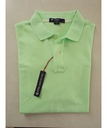 Daniel Cremieux Men's Classic's Stretch Pique Polo Shirt L New - $29.69