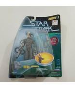 "Star Trek Playmates 6"" Warp Factor Series 1 Borg Action Figure  - $14.01"